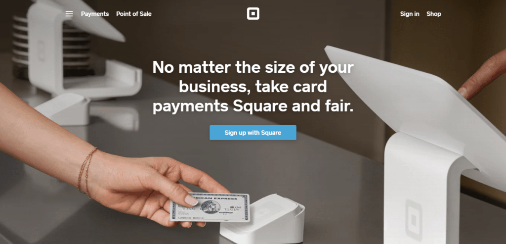 Square's Mobile Card Reader