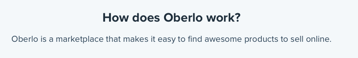 How Does Obrelo Works