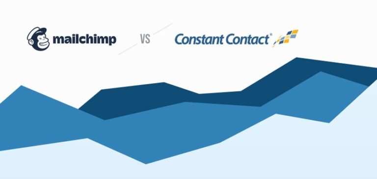 mailchip vs constant contact