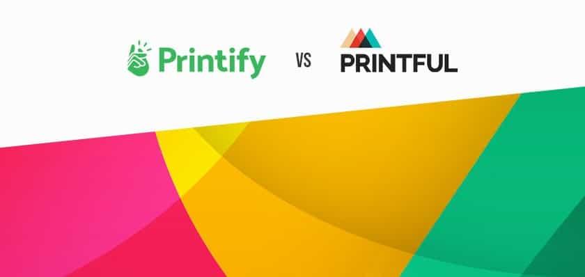 printify vs printful