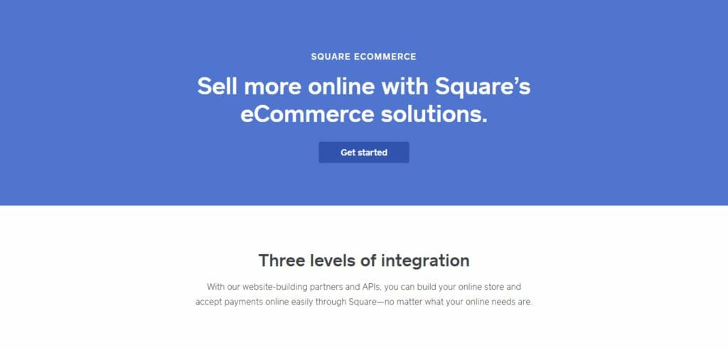Square Ecommerce Solutions