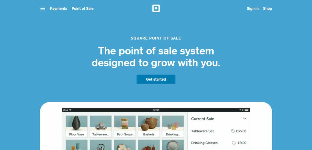 Square Sale System