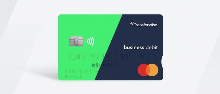 Transferwise Debit Master Card